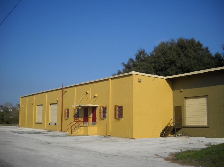 Orlando 32804 Commercial Flex And Warehouse Space For